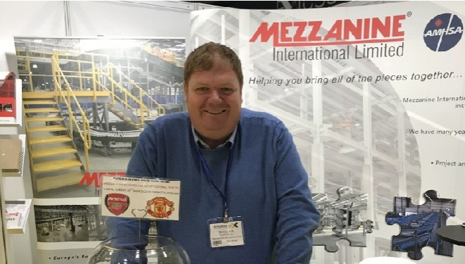 Barry Lappin joins Mezzanine as Sales Account Manager