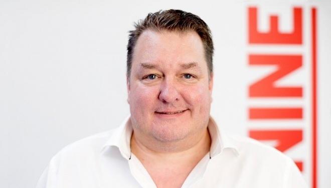Mezzanine International Group names Geoff Green UK Sales Director