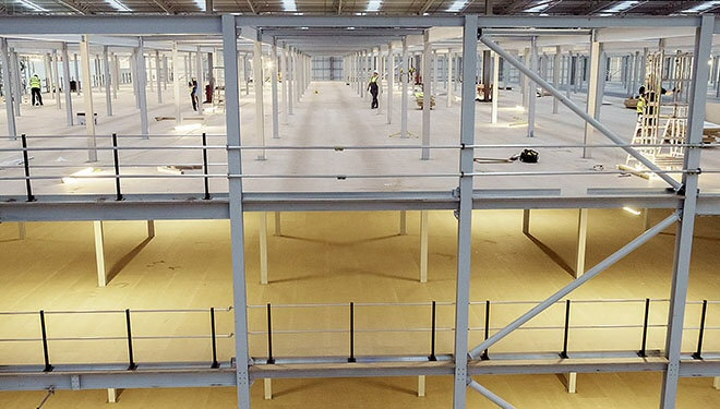 Why is a Mezzanine Floor in a Warehouse Important?