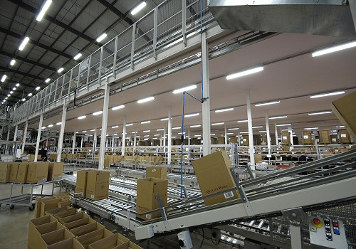 Mezzanines for the manufacturing industry