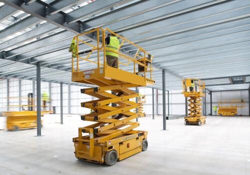 installing mezzanine flooring system