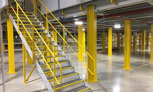 General Staircase Mezzanine Access