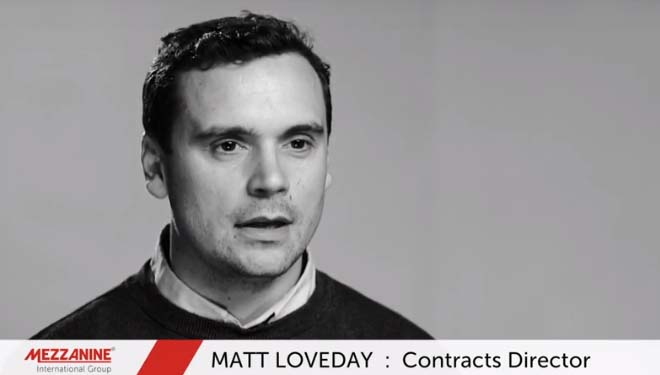 Matt Loveday, Contracts Director